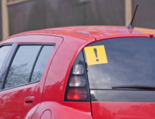 Начинающим водителям запретят ездить со скоростью более 70 км/ч